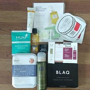 Skin & Hair Care Beauty Bundle